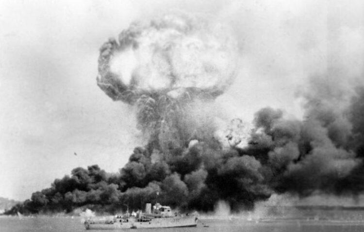 De aanval op Darwin Harbour (1942)
