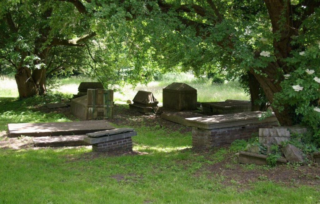 Joodse begraafplaats Beth Haim