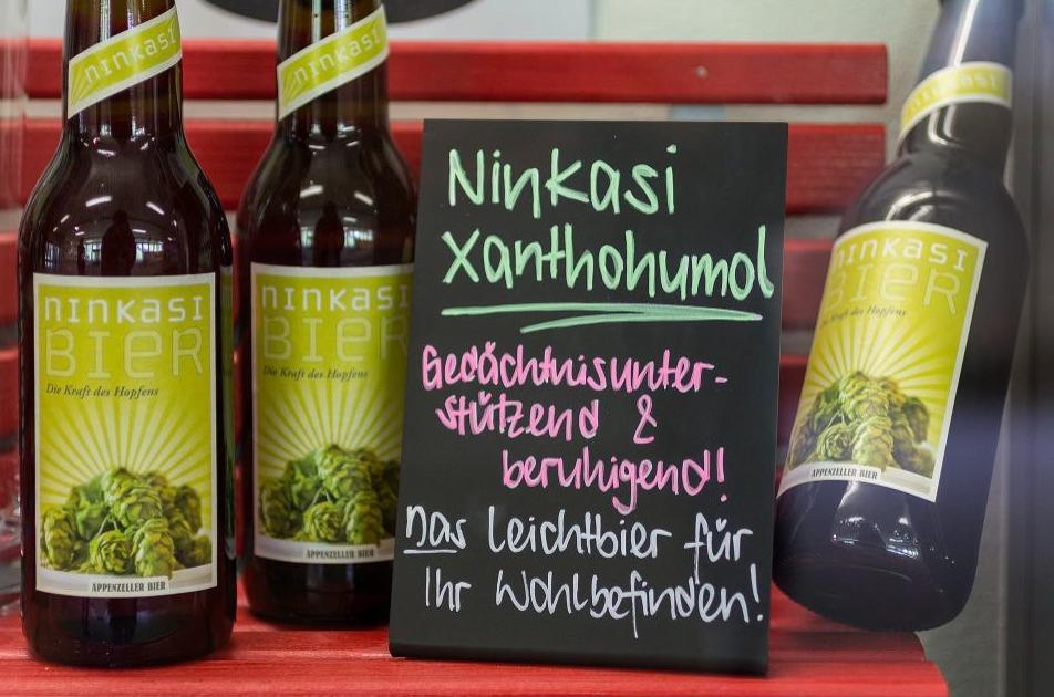 Biermerk vernoemd naar de Mesopotamische biergodin Ninkasi