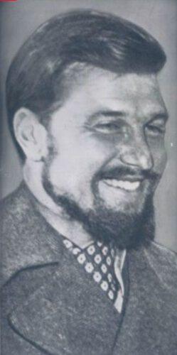 George Blake op een foto uit 1963