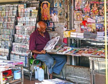 Kranten en tijdschriften staan vaak vol met allerlei verhalen over schandalen