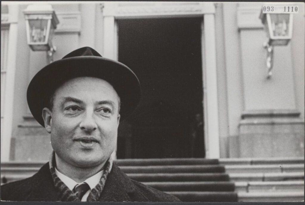 Norbert Schmelzer in 1965