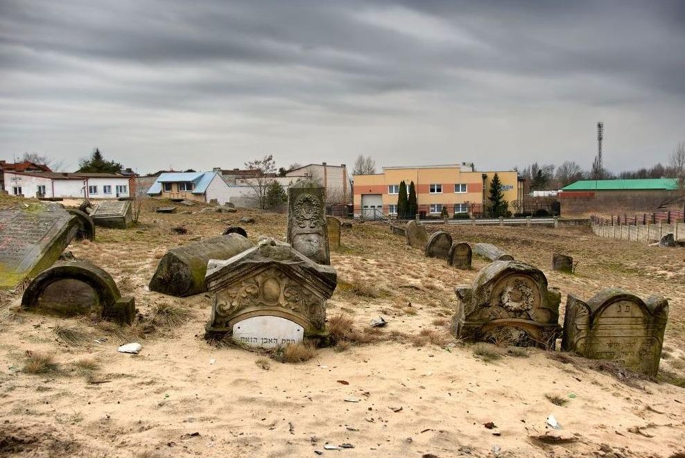 Karzcew, Masovia, Polen, 2017. Joodse begraafplaats. Bron: Christian Hermann.