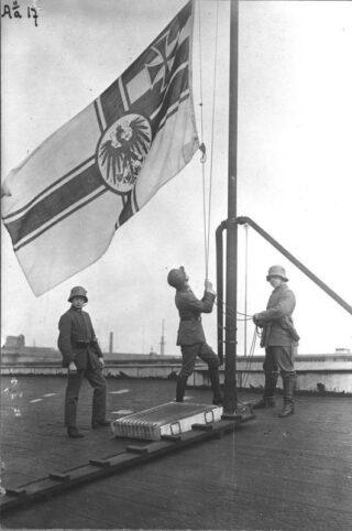 De bezetting van regeringsgebouwen ten tijden van de Kapp Putsch, 1920