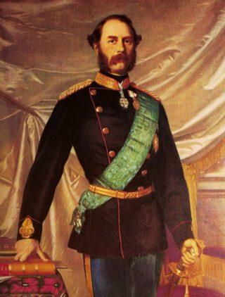 Koning Christiaan IX van Denemarken