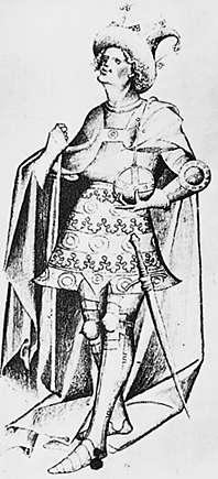 Erik van Pommeren, vijftiende-eeuwse afbeelding