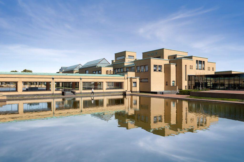 Exterieur Kunstmuseum Den Haag. Foto: Gerrit Schreurs