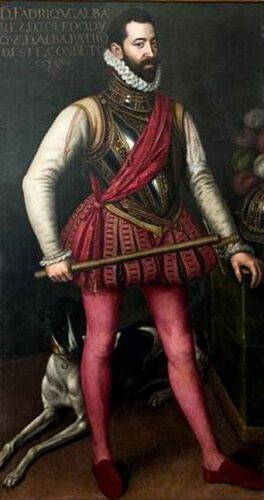 Fadrique Álvarez de Toledo - Don Frederik