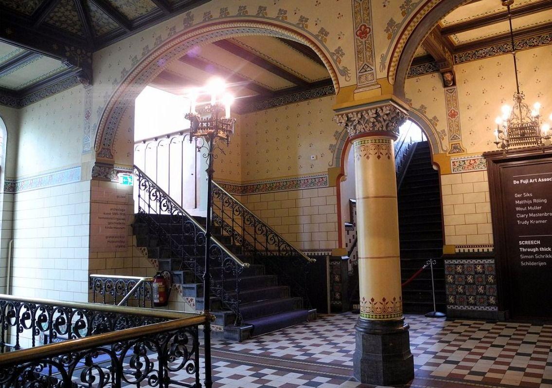 Hal van het Drents Museum