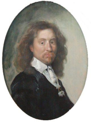 Henrik Bjelke - Geportretteerd door Karel van Mander III