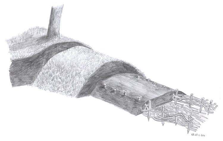 Zo zag de Vlaardingse dijk er mogelijk uit