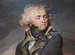 Jean-Baptiste Kléber - Portret door Jean-Urbain Guérin, 1798