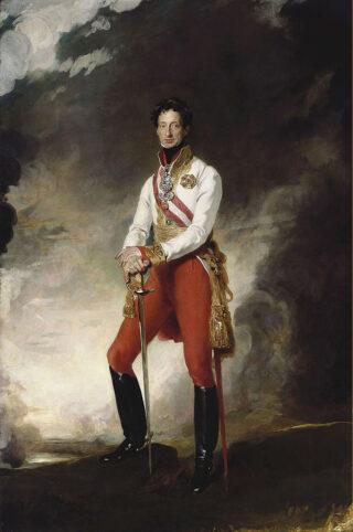 Karel van Oostenrijk-Teshen - Thomas Lawrence, 1819