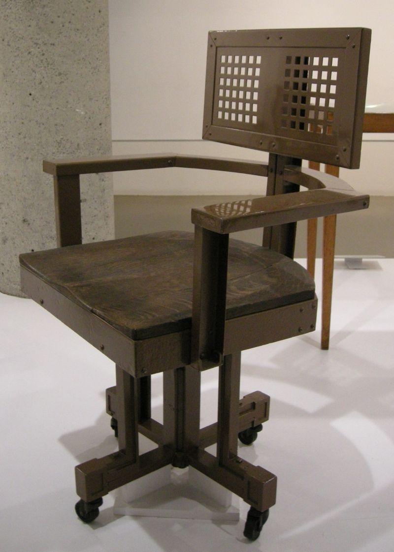 Larkin Building Chair