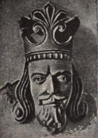 Dertiende-eeuwse afbeelding van Magnuss VI