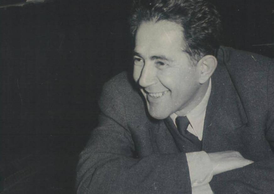 Milovan Djilas in 1950