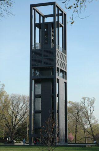 Netherlands Carillon, klokkentoren