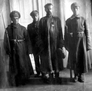 Roman von Ungern-Sternberg, kort voor zijn executie
