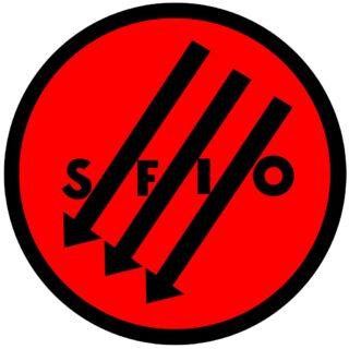 Logo van de Section française de l'Internationale ouvrière