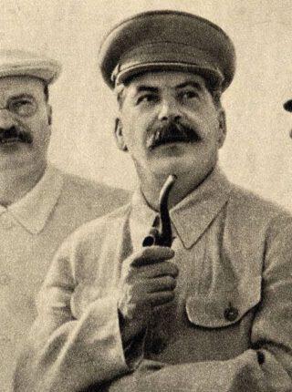 Stalin in 1937