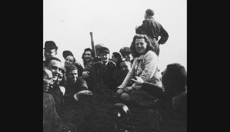 De bevrijding van Kamp Westerbork
