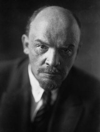 Lenin in july 1920