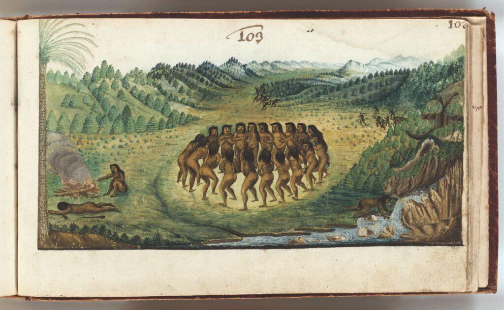 Afbeelding uit 'Het land van de suikermolen'