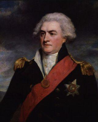 Adam Duncan, geportretteerd door John Hoppner