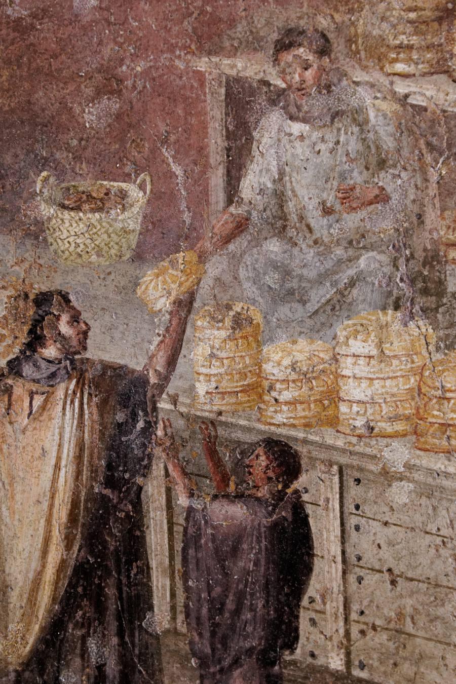 Brooduitdeling, Pompeii, MAN, Napoli, Inv9071_n2