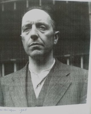 Carolus Huygen in 1945, kort na zijn internering