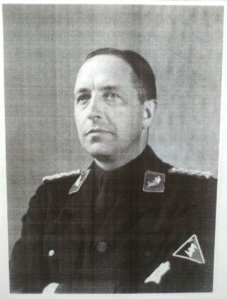 Carolus Huygen tijdens de Tweede Wereldoorlog