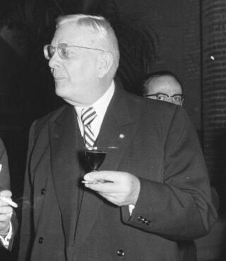 Christiaan Pieter Gunning, 1957