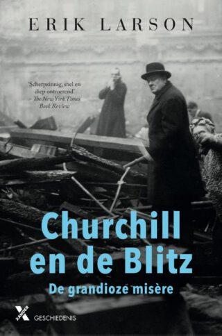 Churchill en de Blitz - Erik Larson