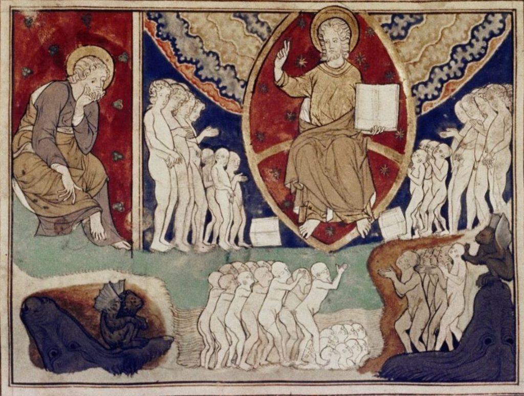 Dag des Oordeels, circa 1265