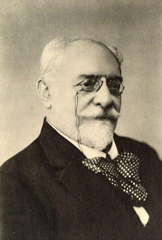 Egyptoloog Victor Loret