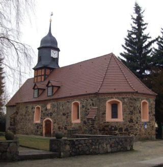 Evangelische Kirche,  Tröbitz