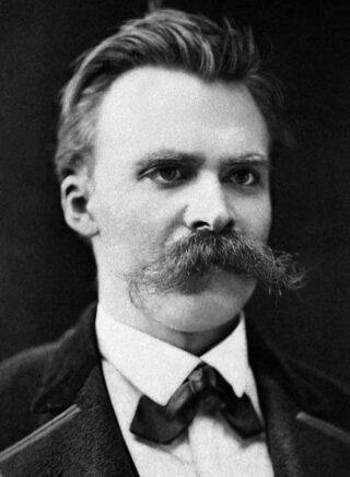 Friedrich Nietzsche, circa 1875