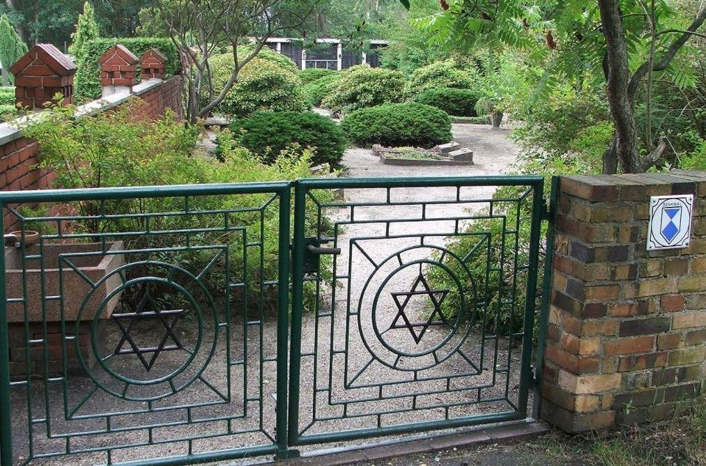 Joodse begraafplaats in Tröbitz