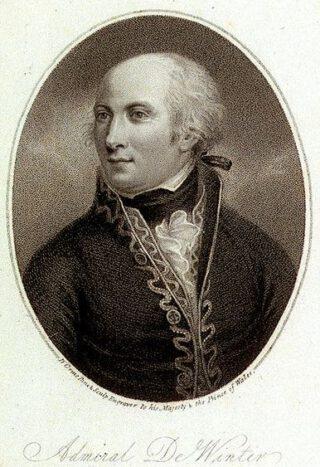 Jan Willem de Winter, de enige Nederlander die in het Panthéon begraven ligt.