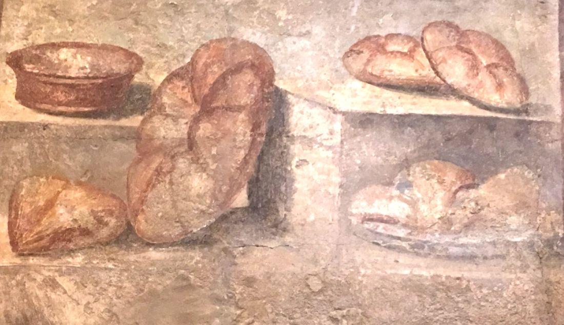 Julia Felix Huis Pompeii, MAN Napoli