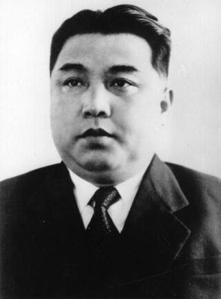 Kim Il-sung in 1950