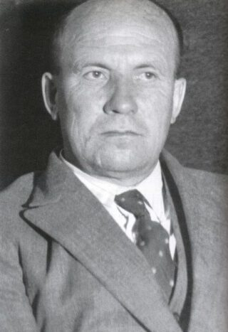Lapua-leider Vihtori Kosola, ca. 1930