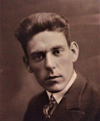 De Heemsteedse communist Rinus Hoebeke, een van de slachtoffers van Van Bragt. Foto Internationaal Instituut voor Sociale Geschiedenis