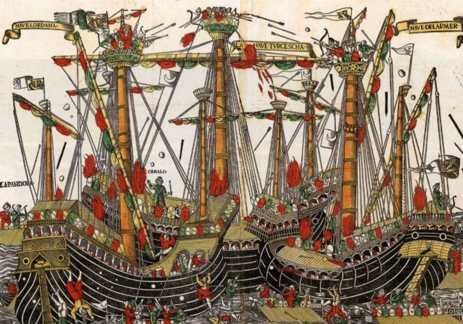 Slag bij Zonchio, 1499