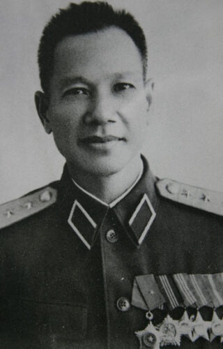 Trần Văn Trà in 1974
