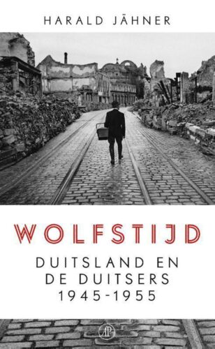 Wolfstijd - Harald Jähner