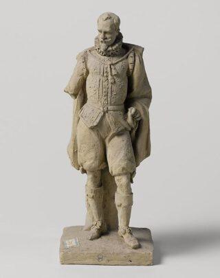 Schets voor het standbeeld van JP Coen in Hoorn