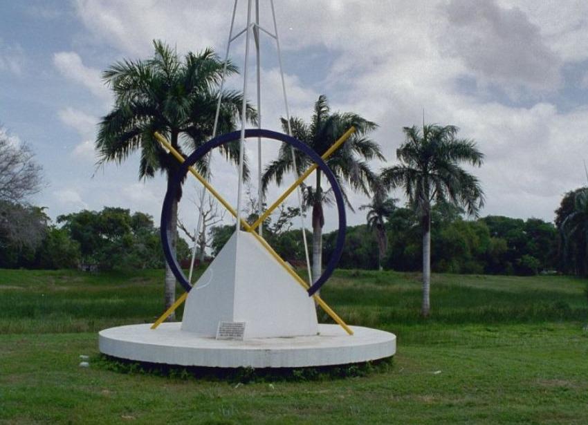 Monument ter herinnering aan de Surinaamse sergeantencoup