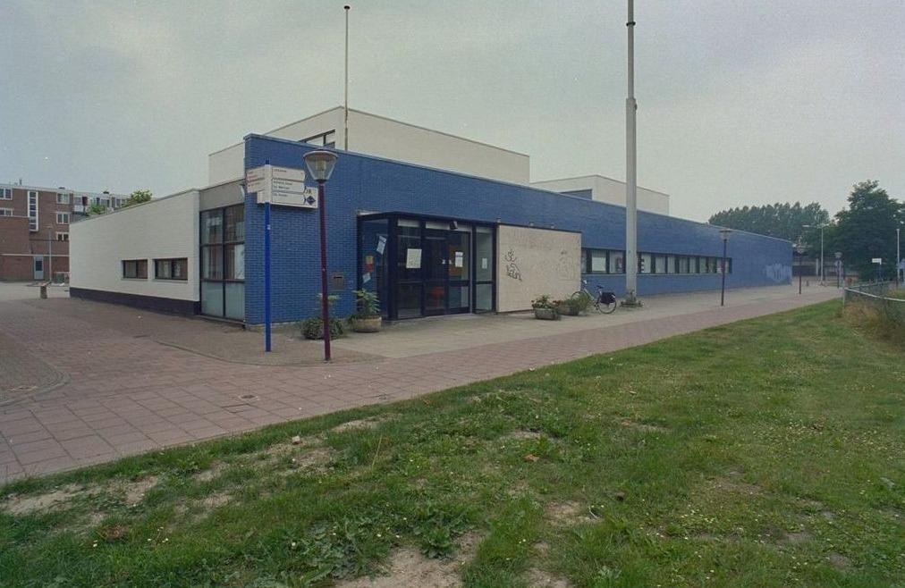 Voormalig politiebureau - Almere-Haven