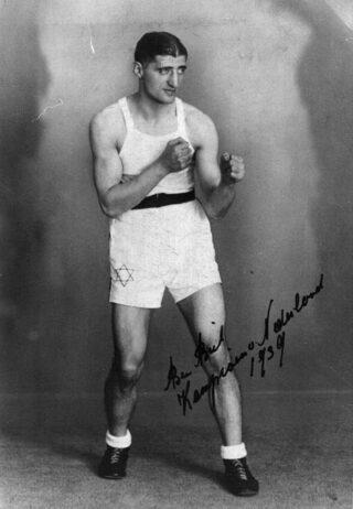 Ben Bril, 1939
